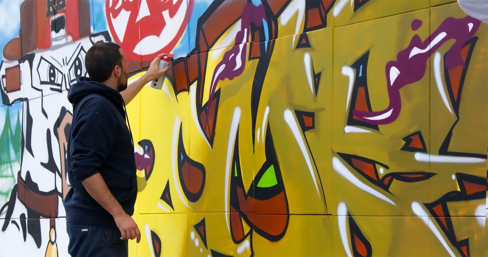 Le graffiti, un truc de bobo gauchiste... vraiment?
