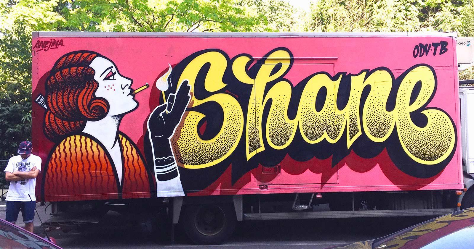 12Shot: Shane