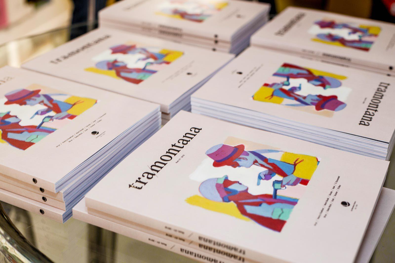 Tramontana immortalise les souvenirs Graffiti dans un livre gratuit