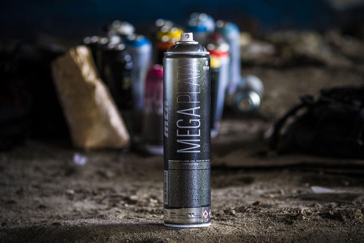 Bombe 94 à bombe peinture 94. excellent peinture en bombe aluminium haute
