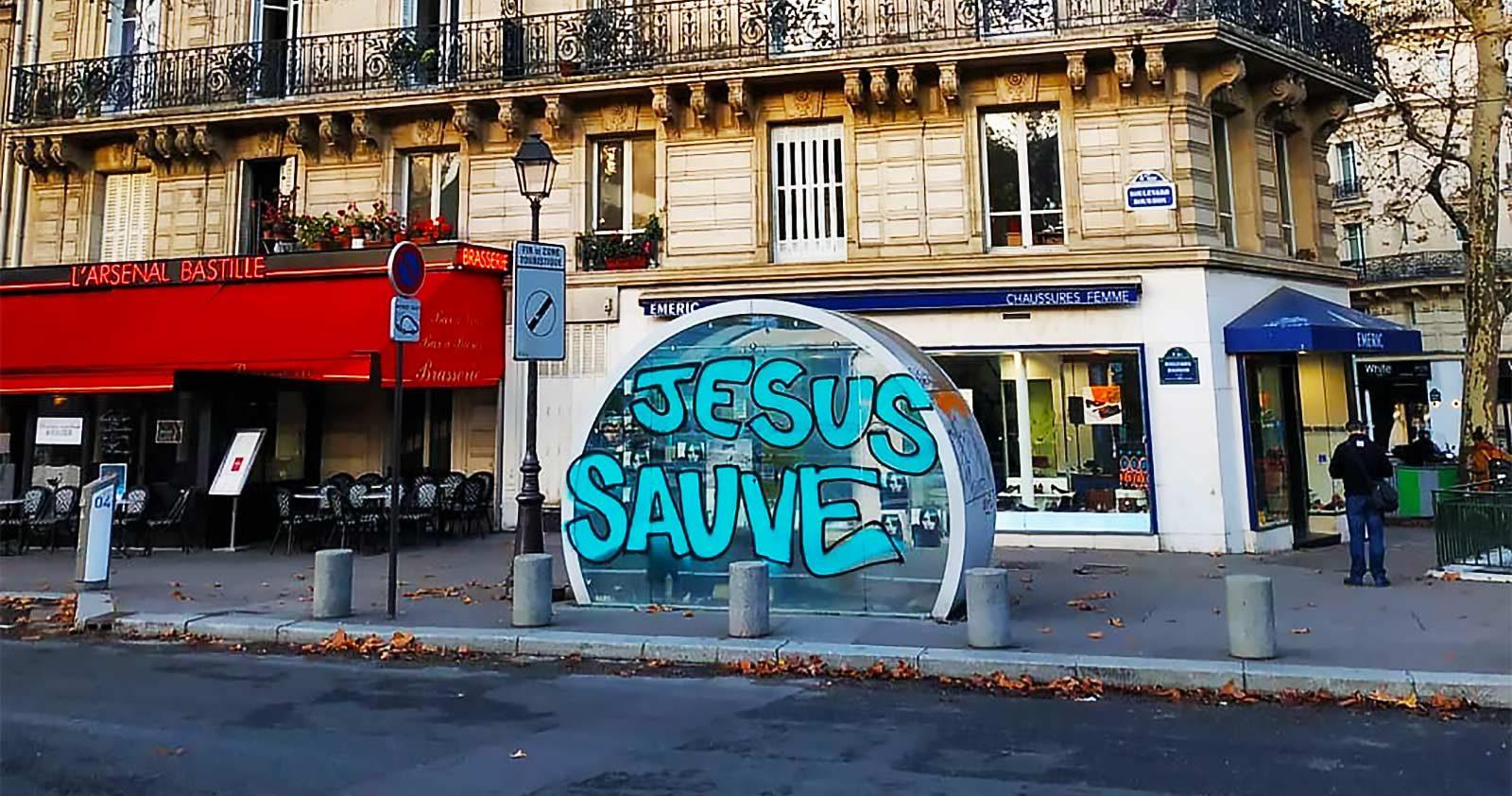 Jésus Sauve !