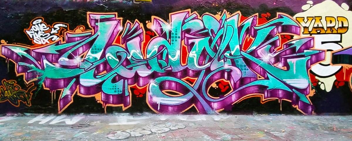 Graffiti K