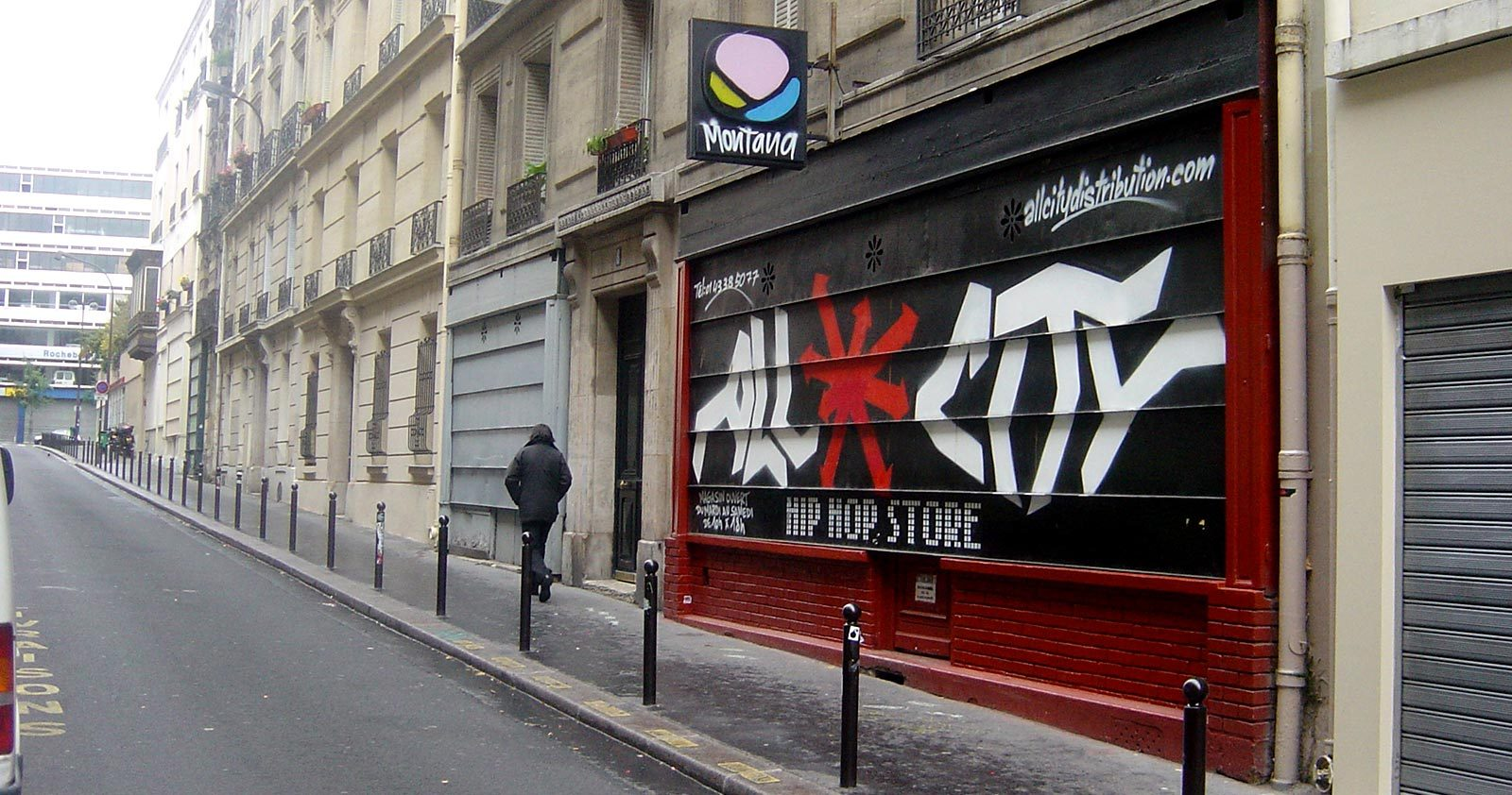 All City Paris: tout à -30% avant liquidation définitive!