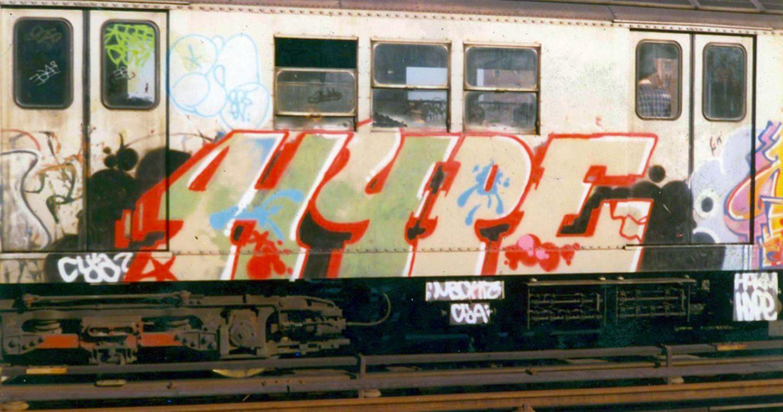Hardcore new-yorkais: la face B du Graffiti