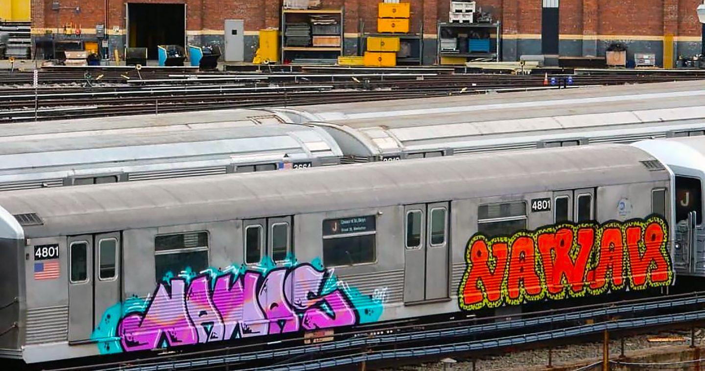 En 2017, New York est-elle encore la Mecque du Graffiti?