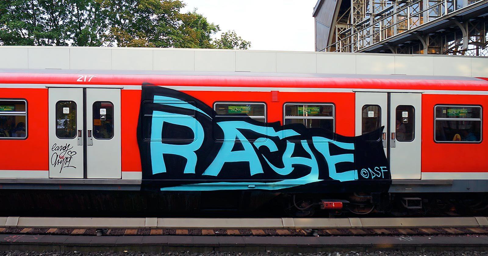 The Art Of Rage: rencontre avec Rache