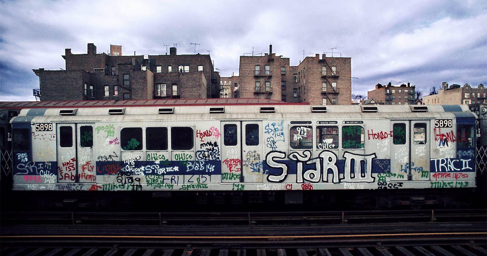 Disparition de Jon Naar, témoin clé de l'âge d'or du graffiti