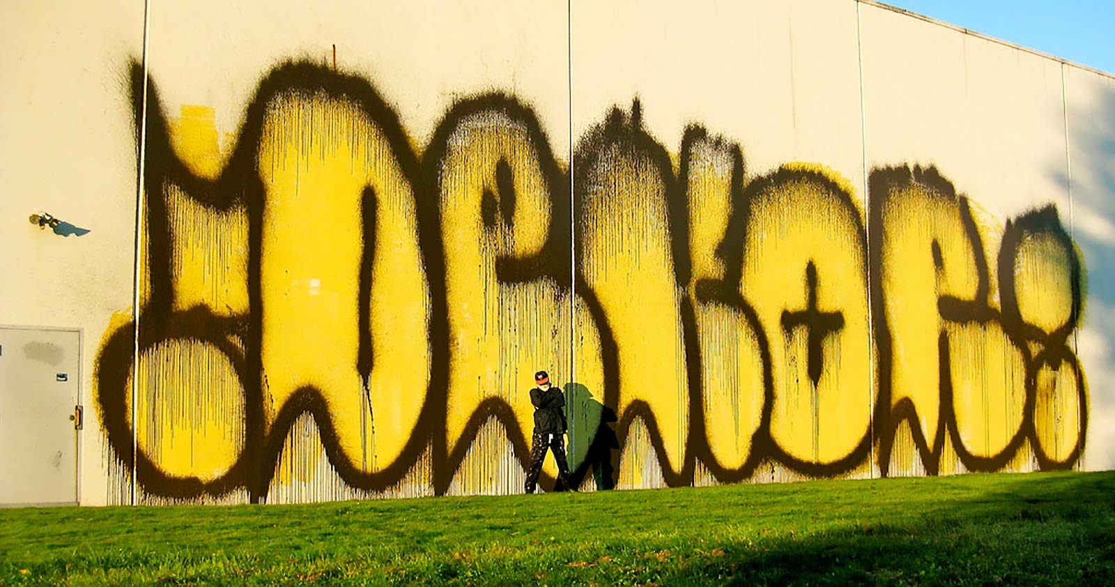 Du Throwup en Triple-XL