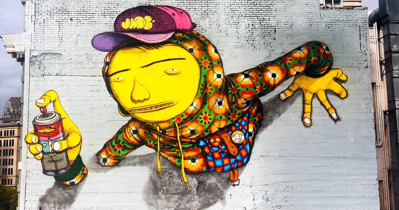 Pas de bombe, pas de graffiti !