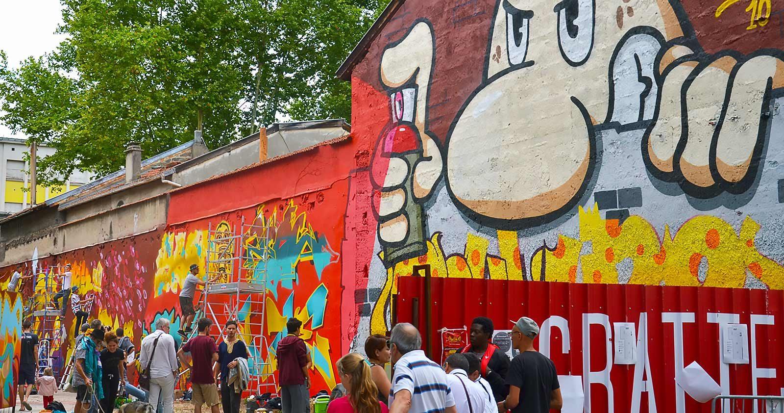 Mix City, 10 ans de block party sur Lyon