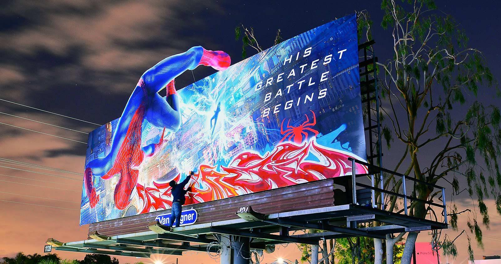 A Los Angeles, les wildstyles en tête d'affiche