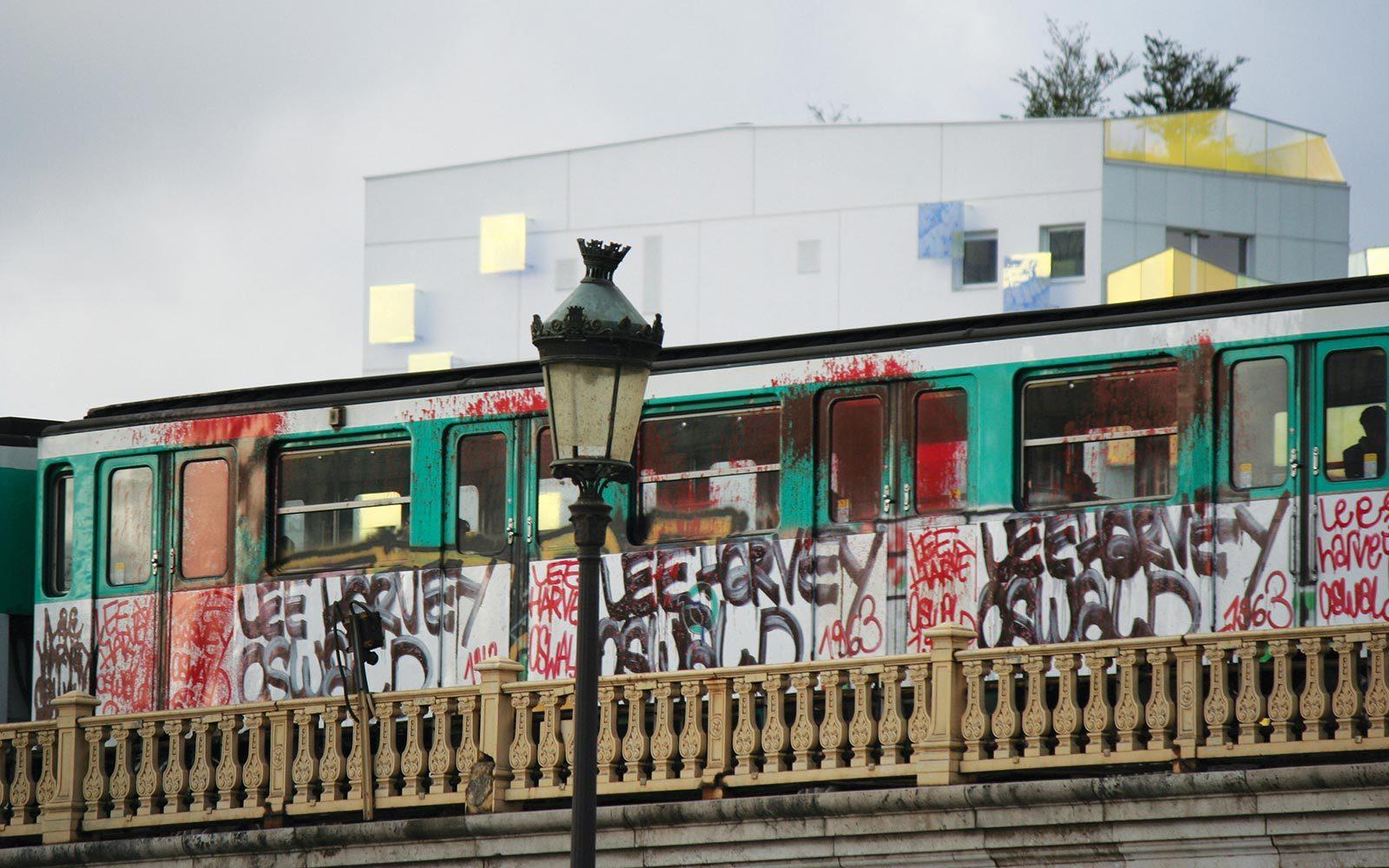 Spotter, la traque des métros